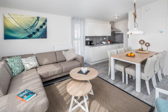 Interieur accommodatie | Beach Resort Nieuwvliet-Bad