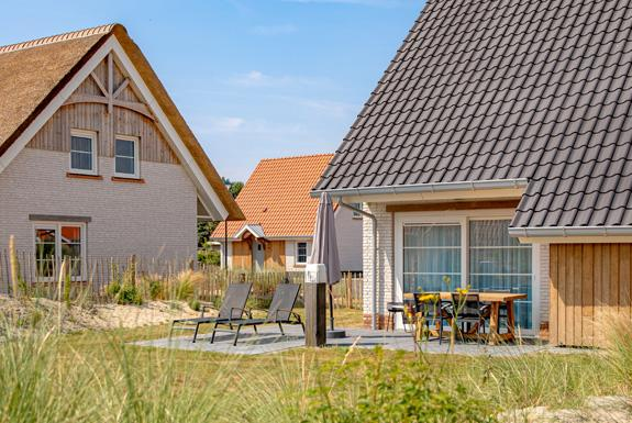 Accommodaties | Beach Resort Nieuwvliet-Bad
